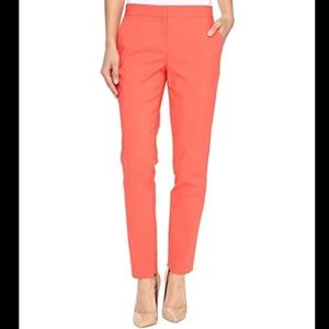VINCE CAMUTO Coral Straight Leg Ankle Pants